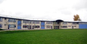Our new school today! [Opened 2013]