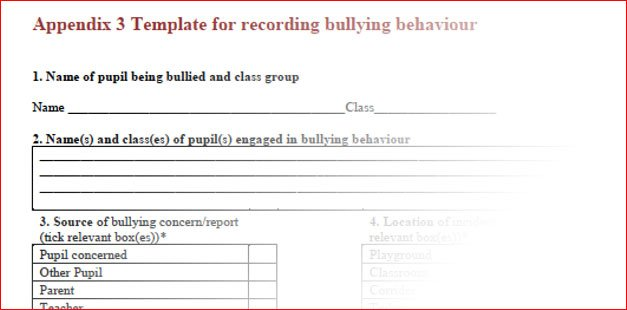 Bulling Form [Sample]
